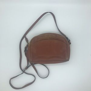 Bottega Veneta Small Crossbody brown leather